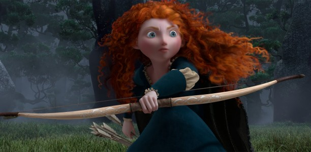 Sneek Peek of Disney's First Female Action Hero…And she's BRAVE!