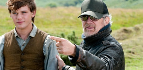 Steven Spielberg Takes Director's Seat in DreamWorks' War Horse!