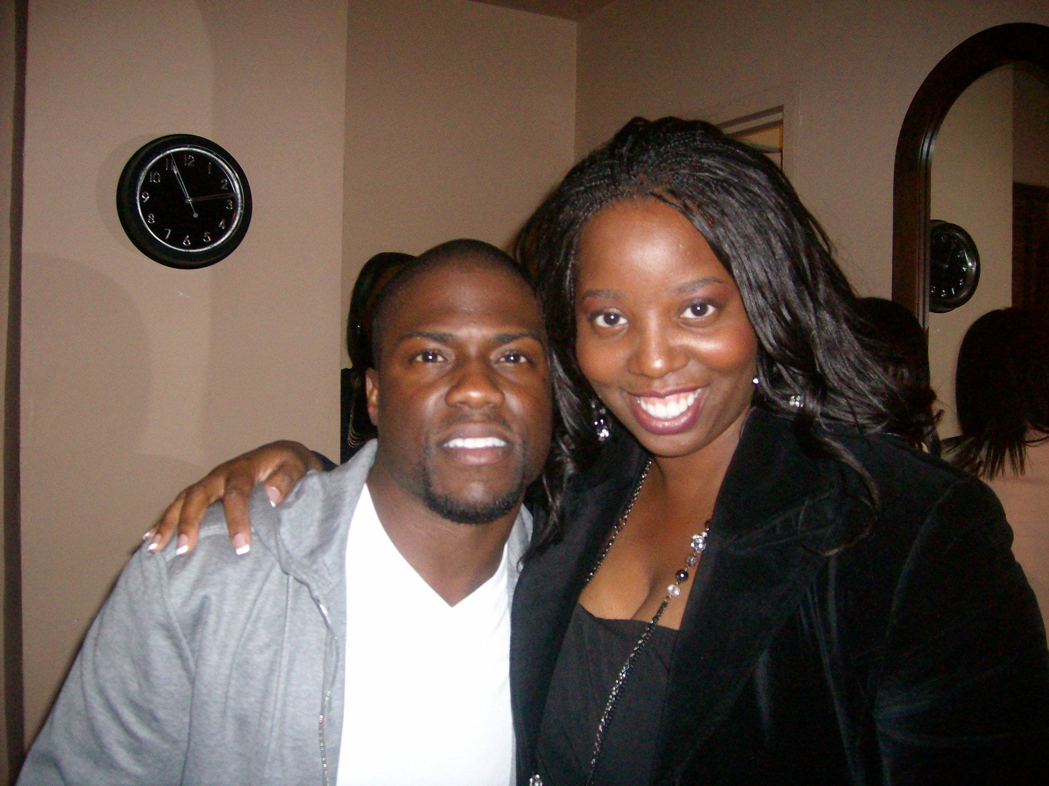 Kevin Hart Ex-Wife