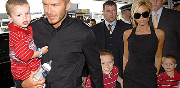 Almost a Cincomom, Victoria Beckham Gives Birth to her Fourth Child- a Girl