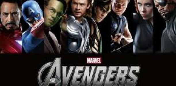 """MARVEL'S THE AVENGERS"" ASSEMBLE ON TWITTER"