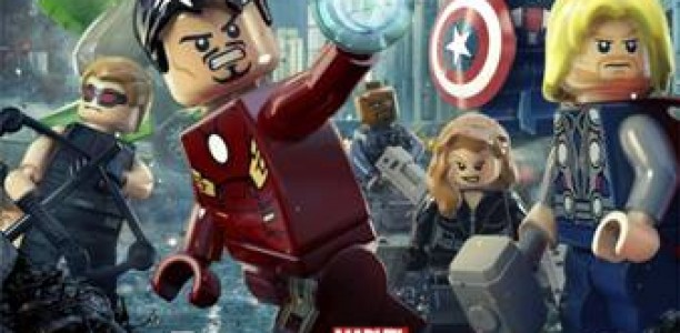 Check out the new Marvel the Avengers Lego Toys!