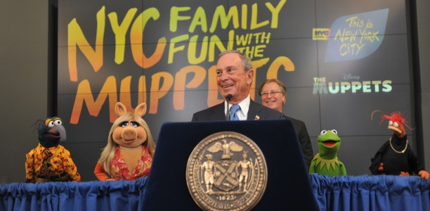 The Muppets Named New York City's Family Ambassadors!