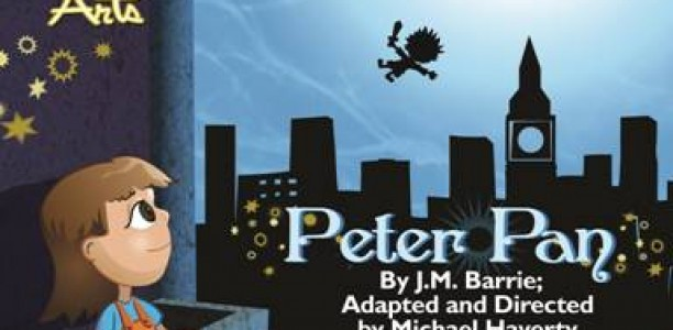 Peter Pan Soars onto the Puppet Stage through May 27th!