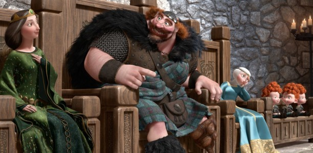 Brave: Dressing the Characters Royally! #DisneyPixarEvent