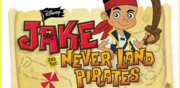 "Disney Junior Celebrates Summer with ""Jake and the Neverland Pirates: Summer Adventures"" at two local malls"