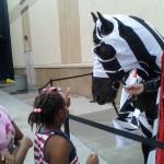 Kids & horse