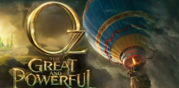Follow the Yellow Brick Road: Oz The Great and Powerful will hit theaters in 2013