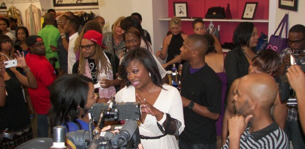 When a Dream becomes a REALITY: @Kandi Opens Tags 2 in Buckhead
