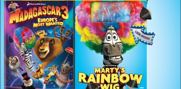 Party Ova' Here! Atlanta Zoo to hold a Madagascar 3 DVD release party (Wear your grooviest wig)