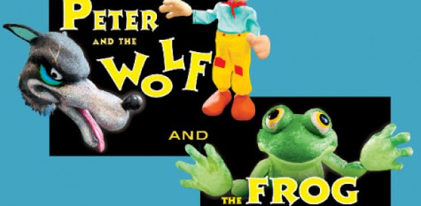 Peter and the Wolf & The Frog Prince at @CtrPuppetryArts Oct. 10-21
