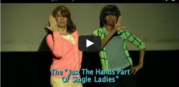 VIDEO: @Flotus Michelle Obama gets jiggy with @JimmyFallon