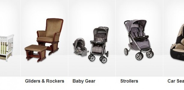 Oh Baby! Find everything you need at @Sears All Things #Baby sale  #Spon