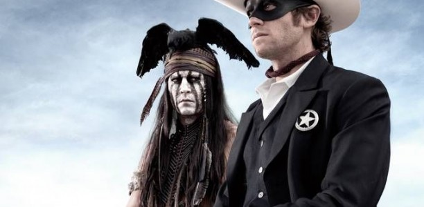 Lone Ranger Sneak Peek! Who did you Ride with during the Superbowl?