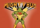 Good bugs defeat bad bugs in a cute tale of the Adventures of Mighty Bug @CtrPuppetryArts