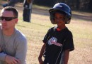 Jo-Jo plays his first T-ball game and I see a BIG BOY emerge! @I9sports