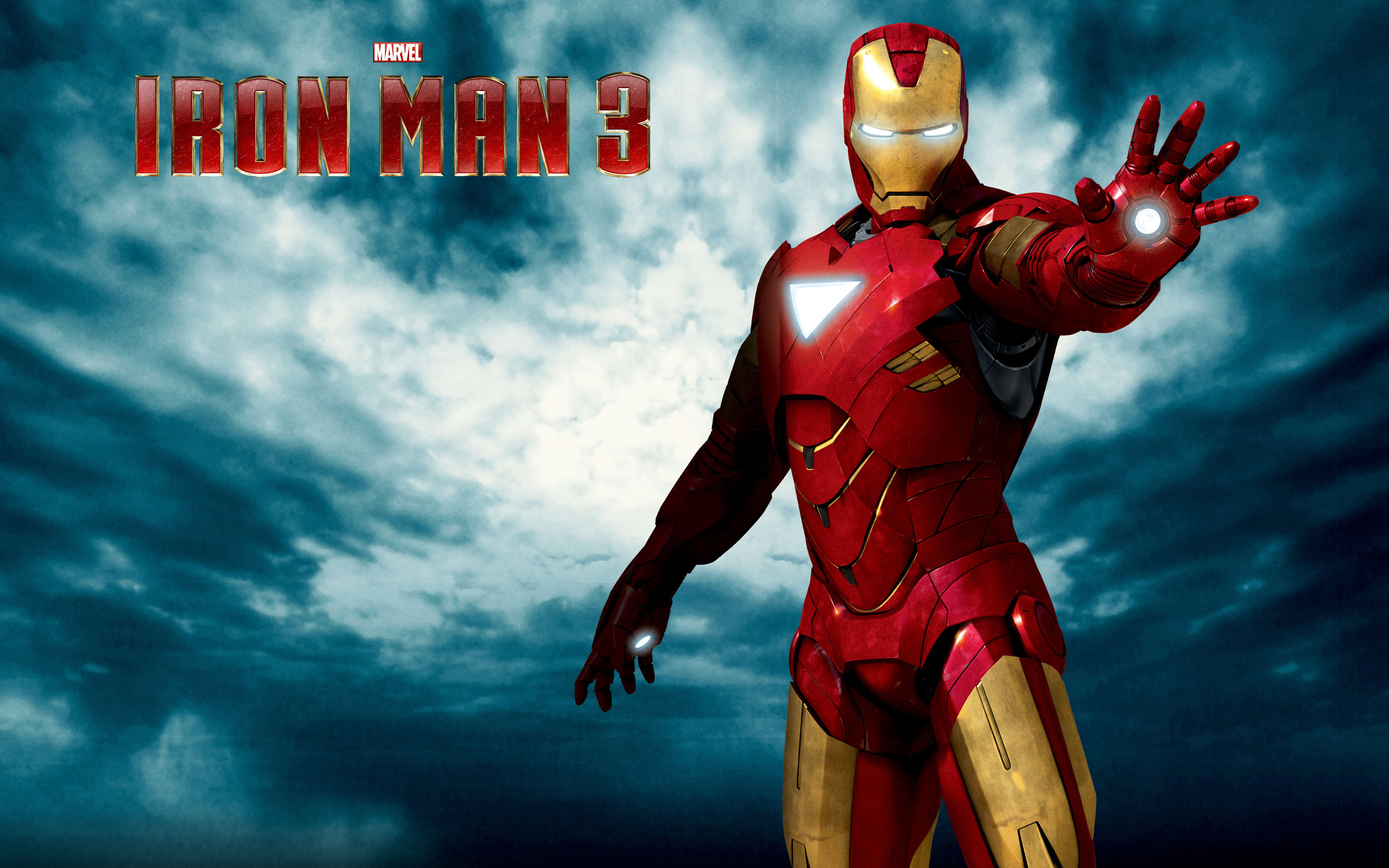 They're propstars an interview with the men behind iron man's arc
