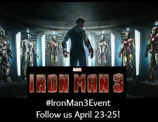 IronMan3Event
