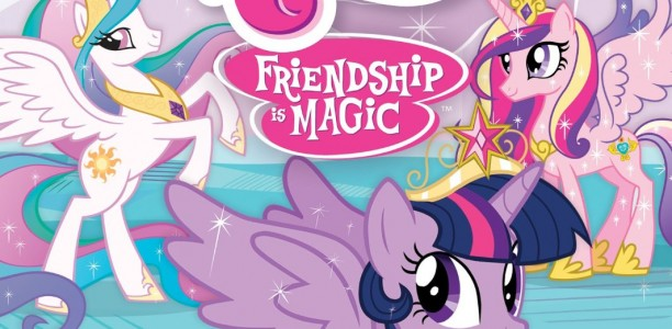 Review: My Little Pony Friendship Magic is a dvd that Sparkles!