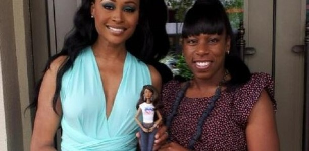 Pretty Girls Get Ready! @CynthiaBailey10 doll coming soon! @CBaileyDoll