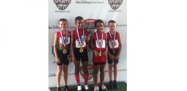 Local Track Club Has Success at Nationals #DisneySportsFestival @DisneySports