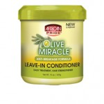 AP Olive Miracle Leave In Conditioner (jar)