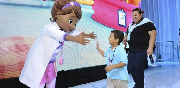Update #DocMcstuffins Mobile Bus Tour hits Atlanta Sept. 14th! The CHARACTER IS COMING!
