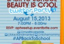 Win @MyAfricanPride #APBacktoSchool Prize Pack and join us for a Twitter party 8/15!