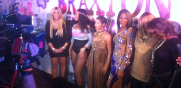 Towanda Braxton's 40 and Fabulous Birthday party takes Atlanta back to School