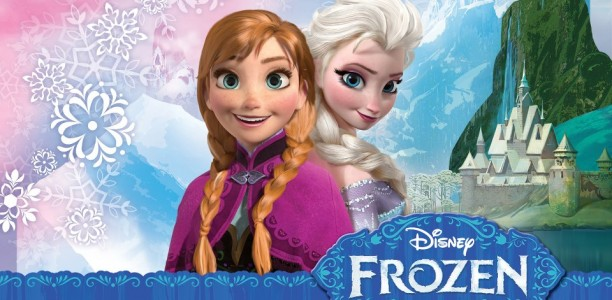Ice, Ice, Baby! Disney's FROZEN trailer now available!