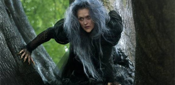Meryl Streep INTO THE WOODS – First Look Image!