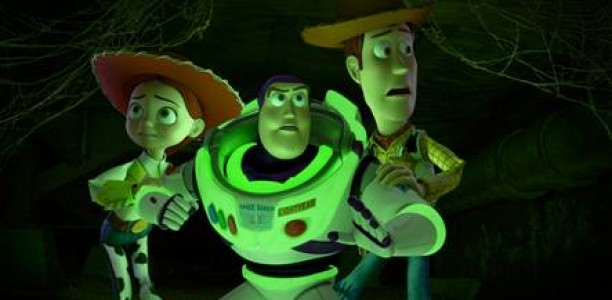 "Disney•Pixar's first special for television, ""Toy Story OF TERROR"" airs October 16th!"