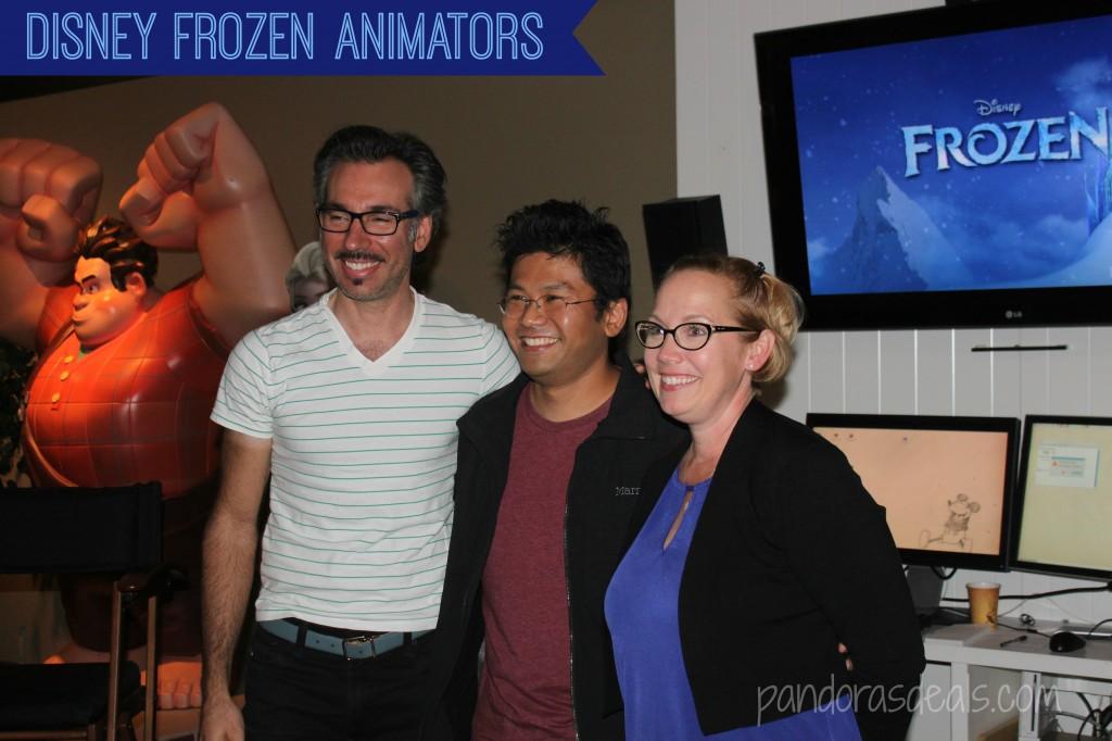 Disney-Frozen-Animators-Lindsay-1024x682
