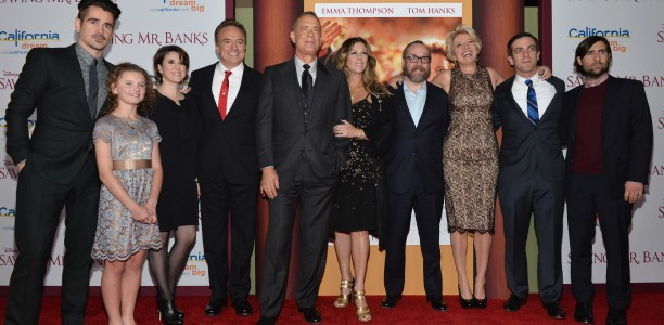 {PHOTOS} The Premiere of #SavingMrBanks at the Walt Disney Studios!