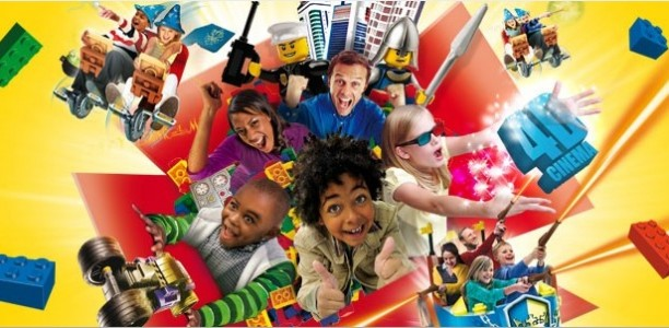 Celebrate the Most Wonderful Time of the Year with Holly Jolly Holidays at LEGOLAND Discovery Center