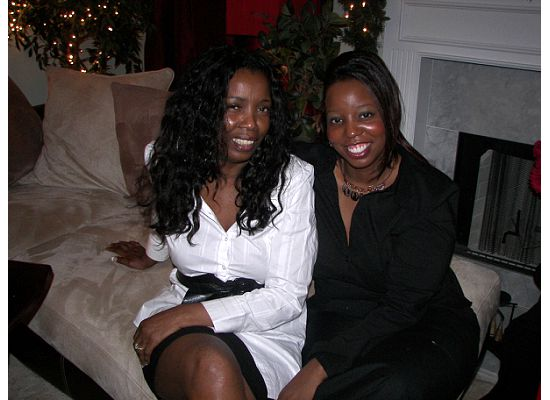 Me and my mom  Janice Gullette-Pugh