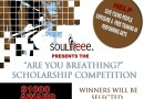 Win a $1,000 Performing Arts Scholarship courtesy of the stageplay BREATHE