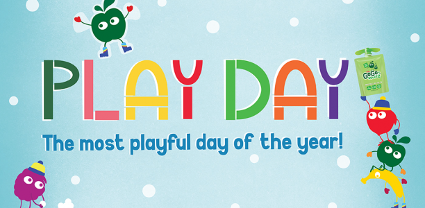#GogoPlayfully Playday across the USA!