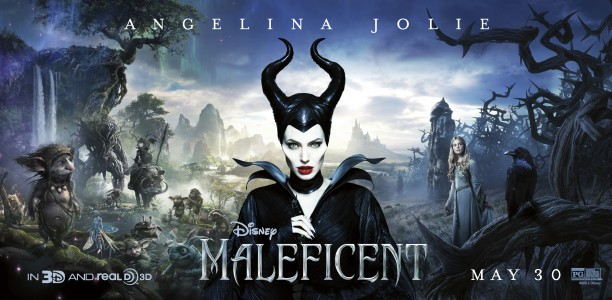 Maleficent Banner Now Available!
