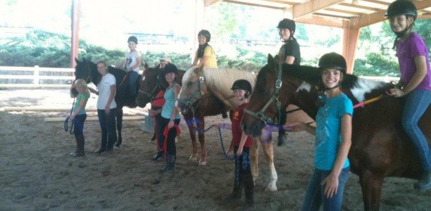 @ChastainHorse Park Summer Camps support  Children with Disabiities