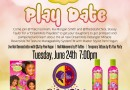 Come out for a #DreamKidsTMS Playdate @CurlstoCuts Salon in Atlanta! 6/24 #TryTMS