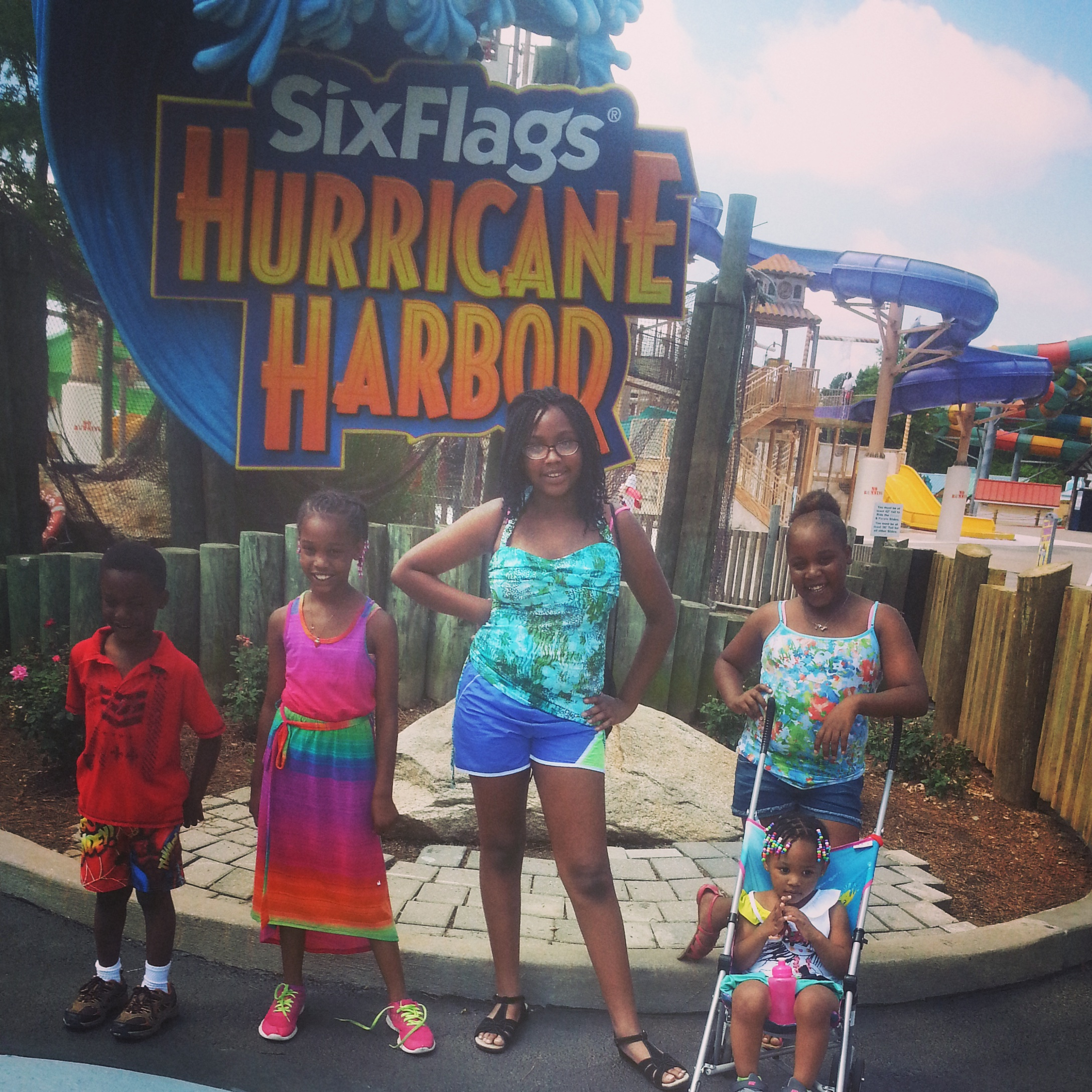 SFOverGeorgia Hurricane Harbor is a Wet and Wild Adventure Your ...