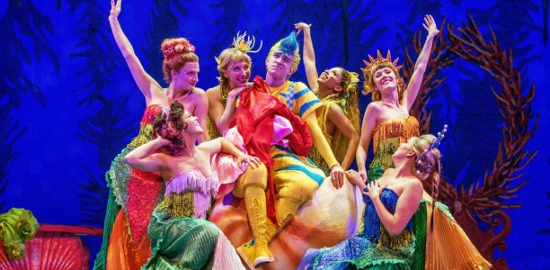 Disney's #TheLittleMermaid Musical @FoxTheatre is truly an Under-the-Sea Whimsical Treat! @BRAVEprATL @broadwayatlanta
