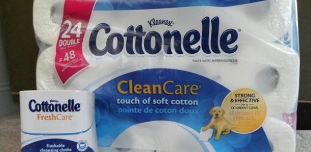 Want to feel cleaner and fresher? Who doesn't?! Give @Cottonelle a try with this coupon! #sp #LetsTalkBums