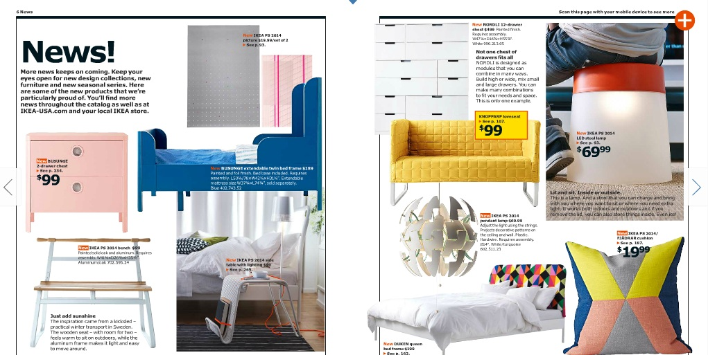 Be Inspired Win A 100 Ikeacatalove Giftcard Ikea