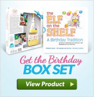 box set Elf on Shelf