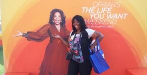 @Oprah's O-Town Power Breakfast with @CarlaHall! #LifeYouWantATL #BringIt @Bounty