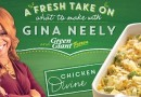 Gina Neely's reinventing dinner! Join @OinkGurl and @GreenGiant for a #GoogleHangout #GGReinventDinner #Spon