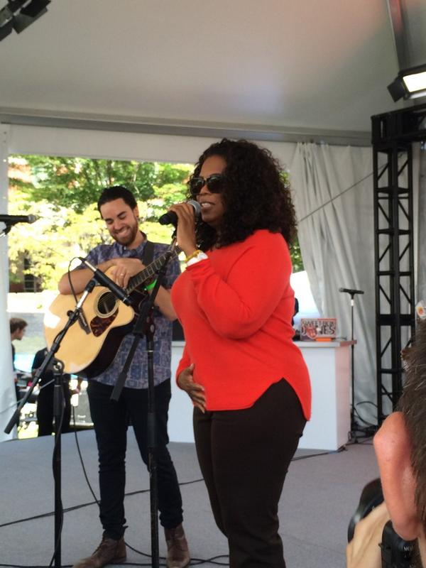 Oprah LifeTour