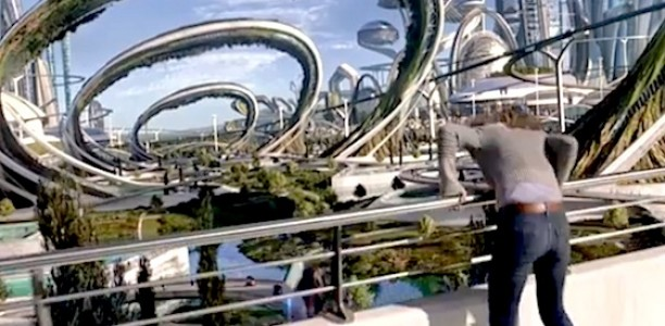 Check out the Trailer that Changes the World #Tomorrowland